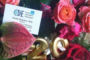 20 lat CDE_do życzeń_10.2021